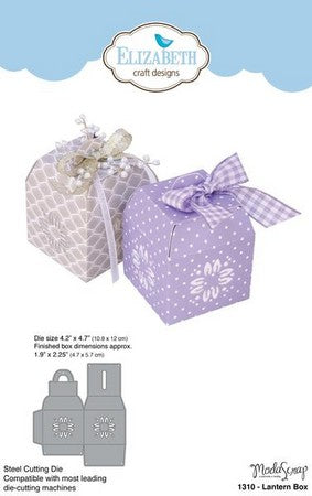 Elizabeth Craft Designs - Dies - Lantern Box