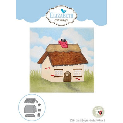Elizabeth Craft Designs - Dies - English Cottage 2