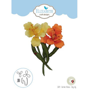 Elizabeth Craft Designs - Dies - Day Lily