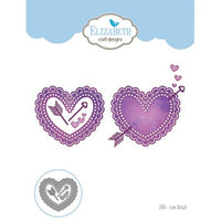 Elizabeth Craft Designs - Dies - Love Struck