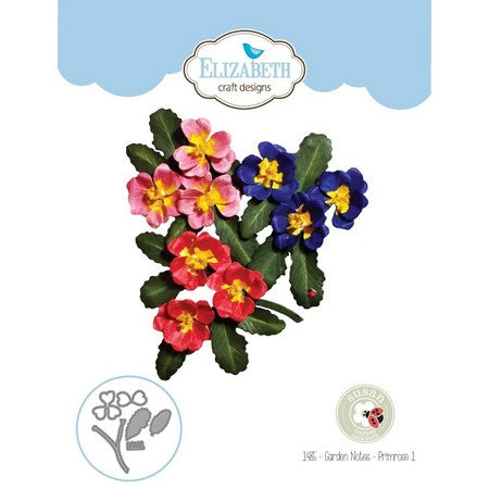 Elizabeth Craft Designs - Dies - Primrose 1