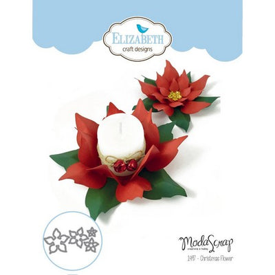 Elizabeth Craft Designs - Dies - Christmas Flower