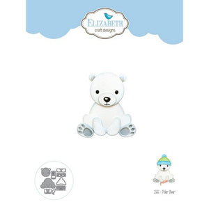 Elizabeth Craft Design - Dies - Polar Bear