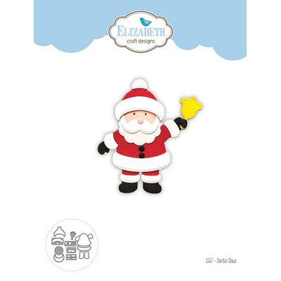 Elizabeth Craft Design - Dies - Santa Claus