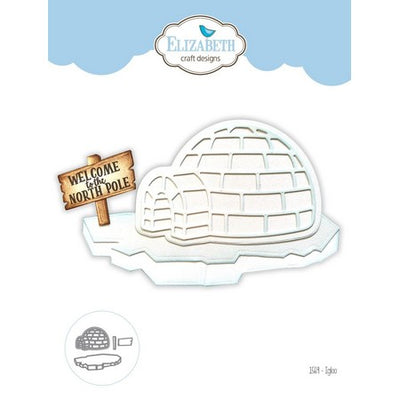 Elizabeth Craft Design - Dies - Igloo