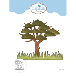 Elizabeth Craft Design - Dies - Tree