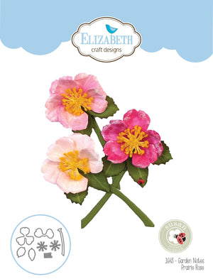 Elizabeth Craft Designs - Dies - Prairie Rose