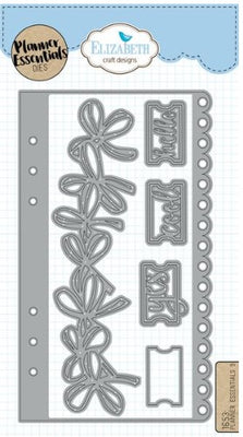 Elizabeth Craft Designs - Dies - Planner Essentials - 9