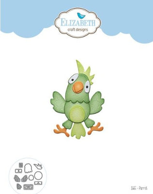 Elizabeth Craft Designs - Dies - Parrot