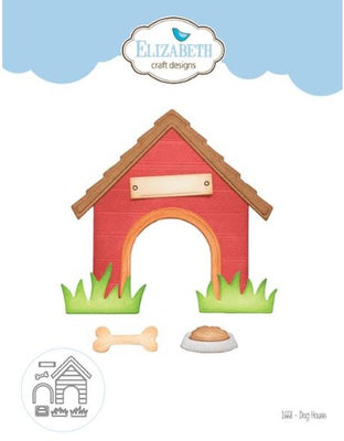 Elizabeth Craft Designs - Dies - Dog House