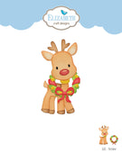 Elizabeth Craft Designs - Dies - Reindeer