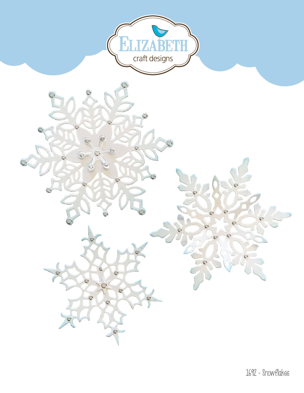 Elizabeth Craft Designs - Dies - Snowflakes