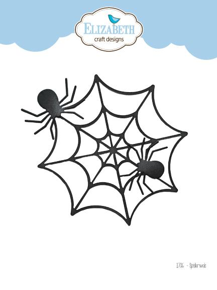 Elizabeth Craft Designs - Dies - Spider Web