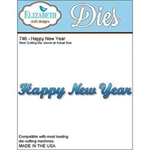 Elizabeth Craft Designs - Dies - Happy New Year