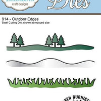 Elizabeth Craft Designs - Dies - Outdoor Edges