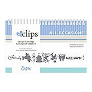 Sizzix Eclips Cartrdige - All Occassions