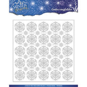 Precious Marieke - Embossing Folder - Winter Wonderland