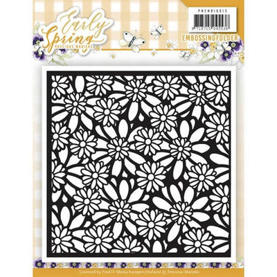 Precious Marieke - Embossing Folder - Early Spring