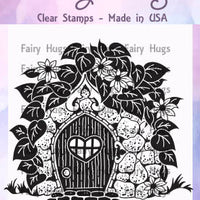 Fairy Hugs Stamps - Fairy Door