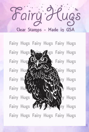 Fairy Hugs Stamps - Oliver