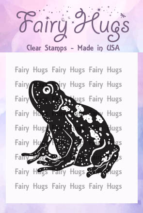 Fairy Hugs Stamps - Freddie