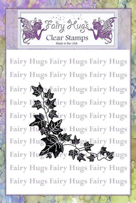 Fairy Hugs Stamps - Ivy Corner