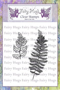 Fairy Hugs Stamps - Fern Leaves