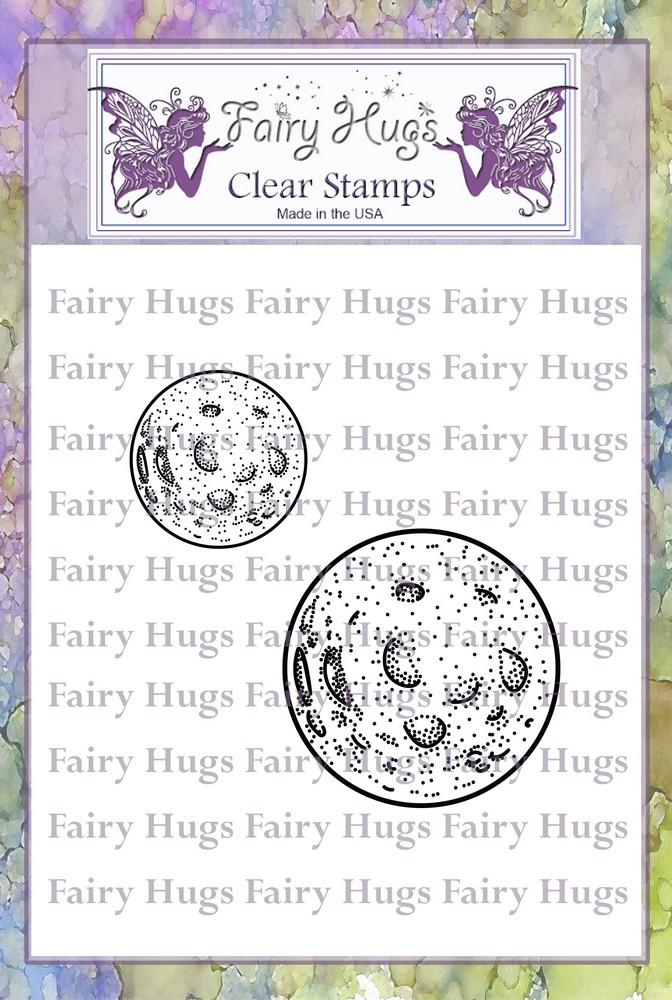 Fairy Hugs Stamps - Full Moons
