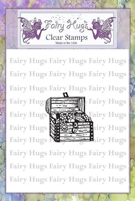 Fairy Hugs Stamps - Treasure Chest