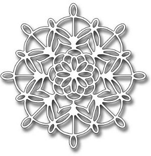 Frantic Stamper - Dies - Lace Geometric Flower Doily