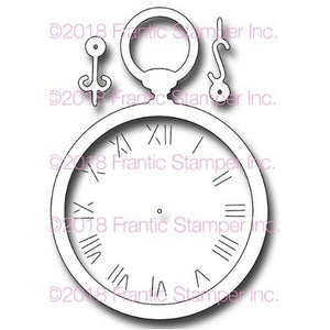 Frantic Stamper - Dies - Fob Watch