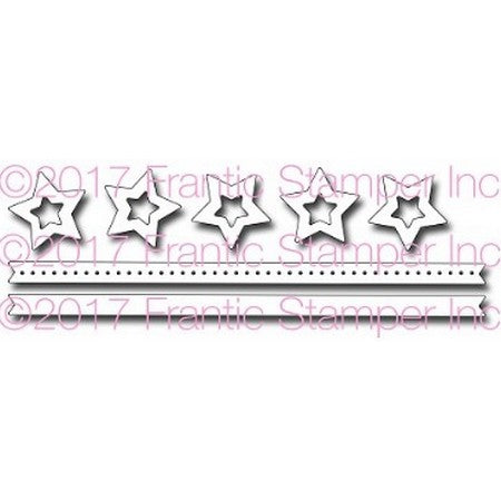 Frantic Stamper Precision Die - Five star