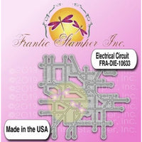 Frantic Stamper - Dies - Electrical Circuit