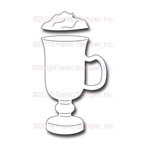 Frantic Stamper - Dies - Irish Coffee (ships July 29)