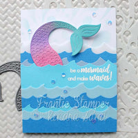 Frantic Stamper - Dies - Make A Splash (ships July 29)