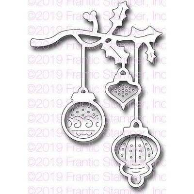 Frantic Stamper - Dies - Hanging Ornaments