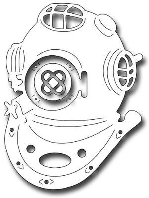 Frantic Stamper - Dies - Diving Helmet