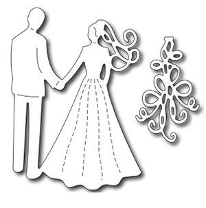 Frantic Stamper - Dies - Wedding Day