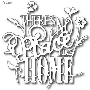 Frantic Stamper - Dies - There's No Place Like Home