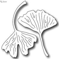 Frantic Stamper - Dies - Gingko Leaves