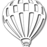 Frantic Stamper - Dies - Hot Air Balloon