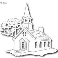 Frantic Stamper - Dies - Large Church