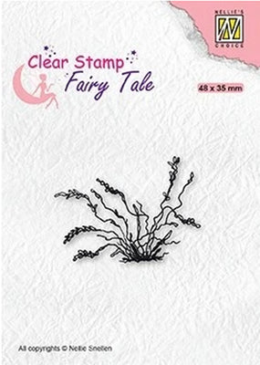 Nellie's Choice - Clear Stamp - Fairy Tale Herbs