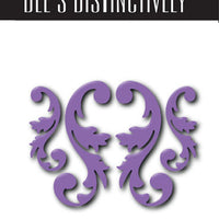 Dee's Distinctively Dies - Flourish Set 3