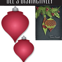 Dee's Distinctively Dies - Ornament Set 1