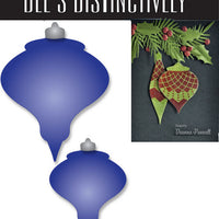 Dee's Distinctively Dies - Ornament Set 3