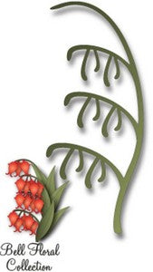 Dee's Distinctively Dies - Bell Floral Stem Left