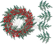 Dee's Distinctively Dies - Cedar Sprig Small