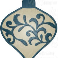 Dee's Distinctively Dies - Lena Ornament Large