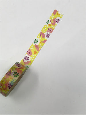 Washi Tape - Flower Burst